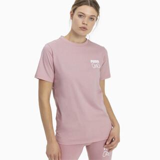 Görüntü Puma PUMA x HELLO KITTY Kadın T-Shirt
