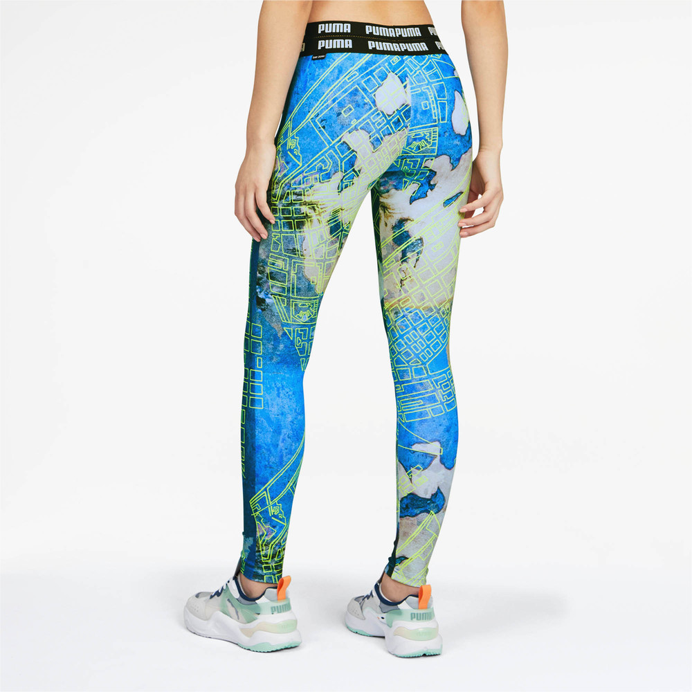 Image Puma PUMA x CENTRAL SAINT MARTINS All-Over Print Women's Leggings #2