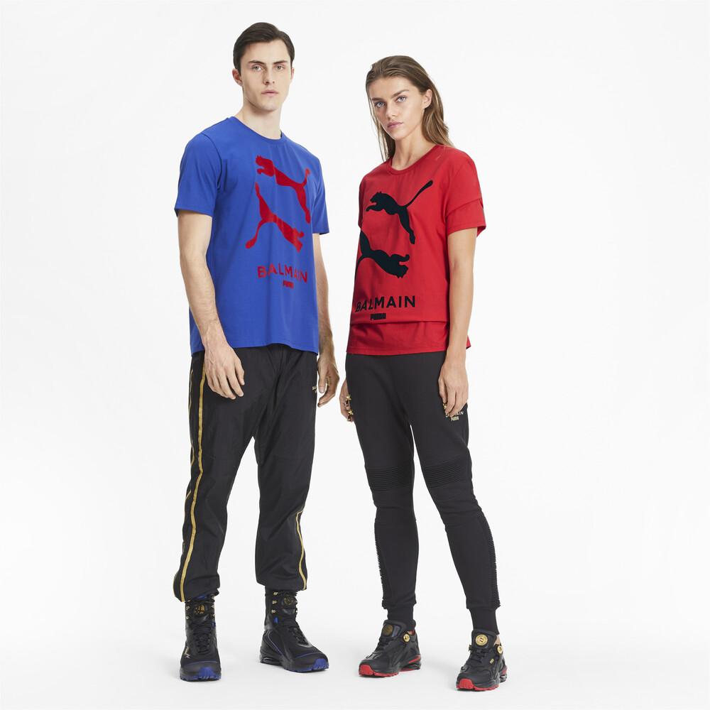 Görüntü Puma PUMA x BALMAIN Desenli T-Shirt #1