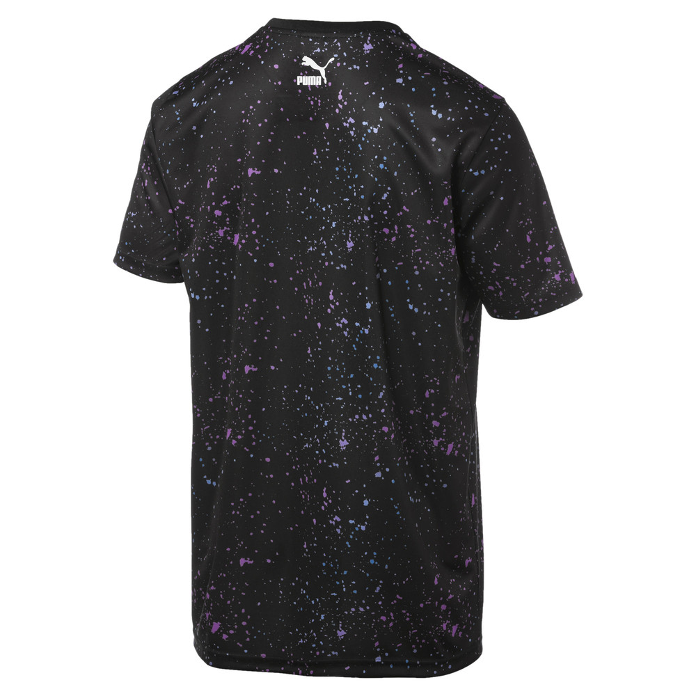 Image PUMA PUMA x NASA Space Agency AOP Men's Tee #2
