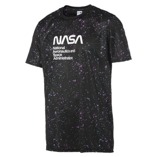 Image Puma PUMA x NASA Space Agency AOP Men's Tee