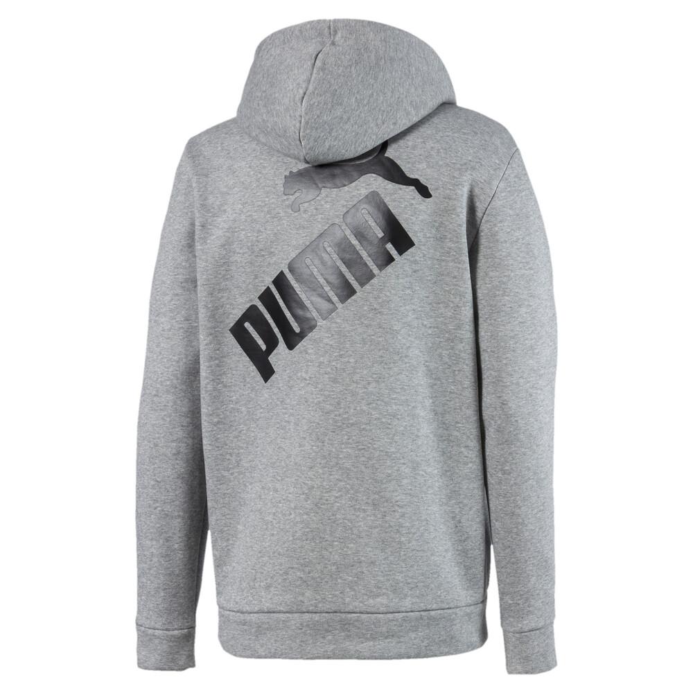 Image PUMA Big Logo Full Zip Men's Hoodie #2