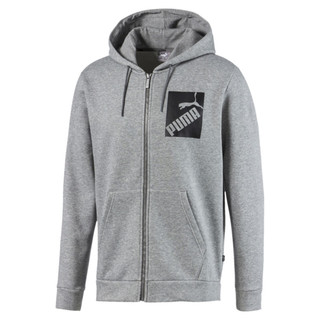 Image PUMA Big Logo Full Zip Men's Hoodie