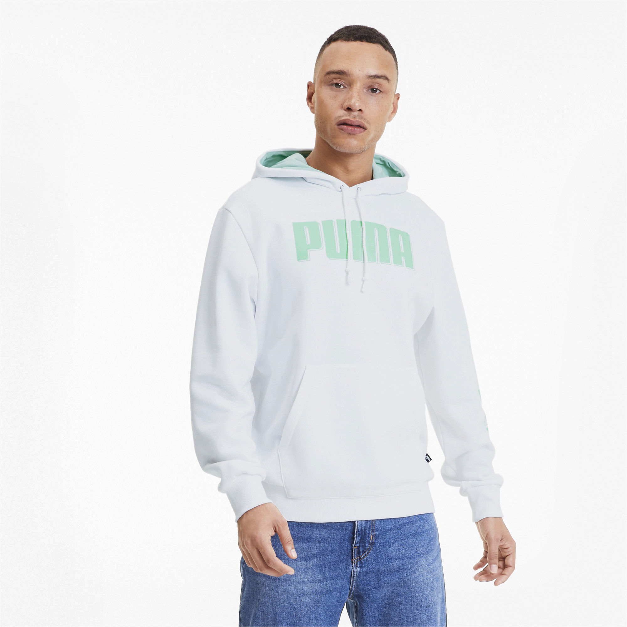 PUMA-Rebel-Bold-Men-039-s-Hoodie-Men-Sweat-Basics thumbnail 9