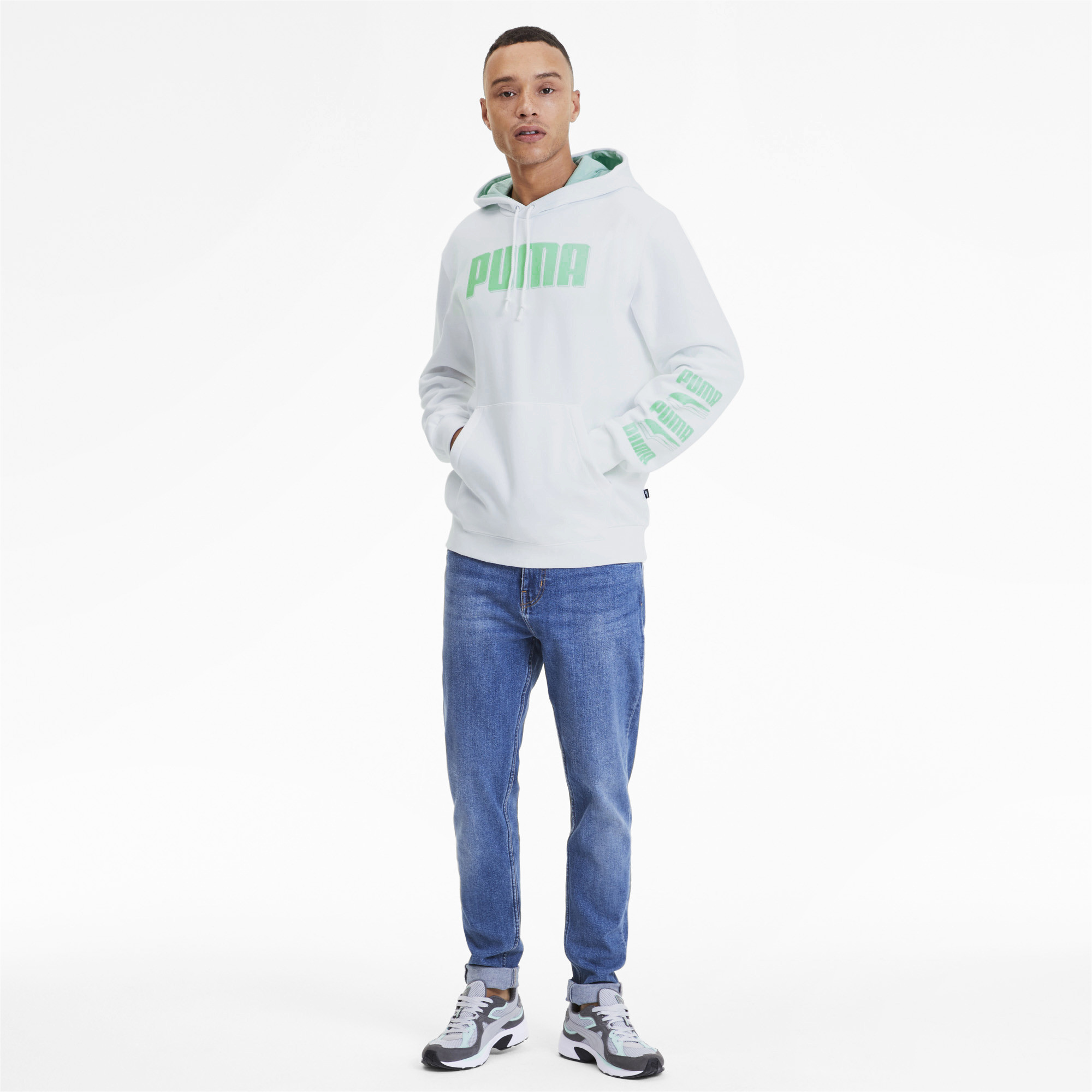 PUMA-Rebel-Bold-Men-039-s-Hoodie-Men-Sweat-Basics thumbnail 11