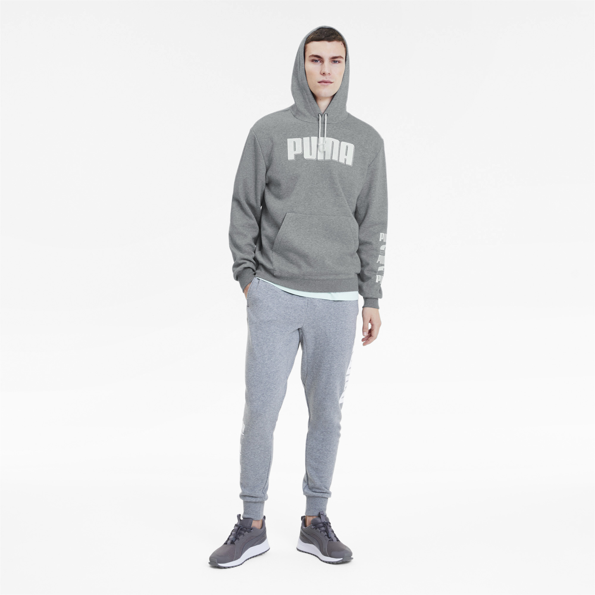 PUMA-Rebel-Bold-Men-039-s-Hoodie-Men-Sweat-Basics thumbnail 16
