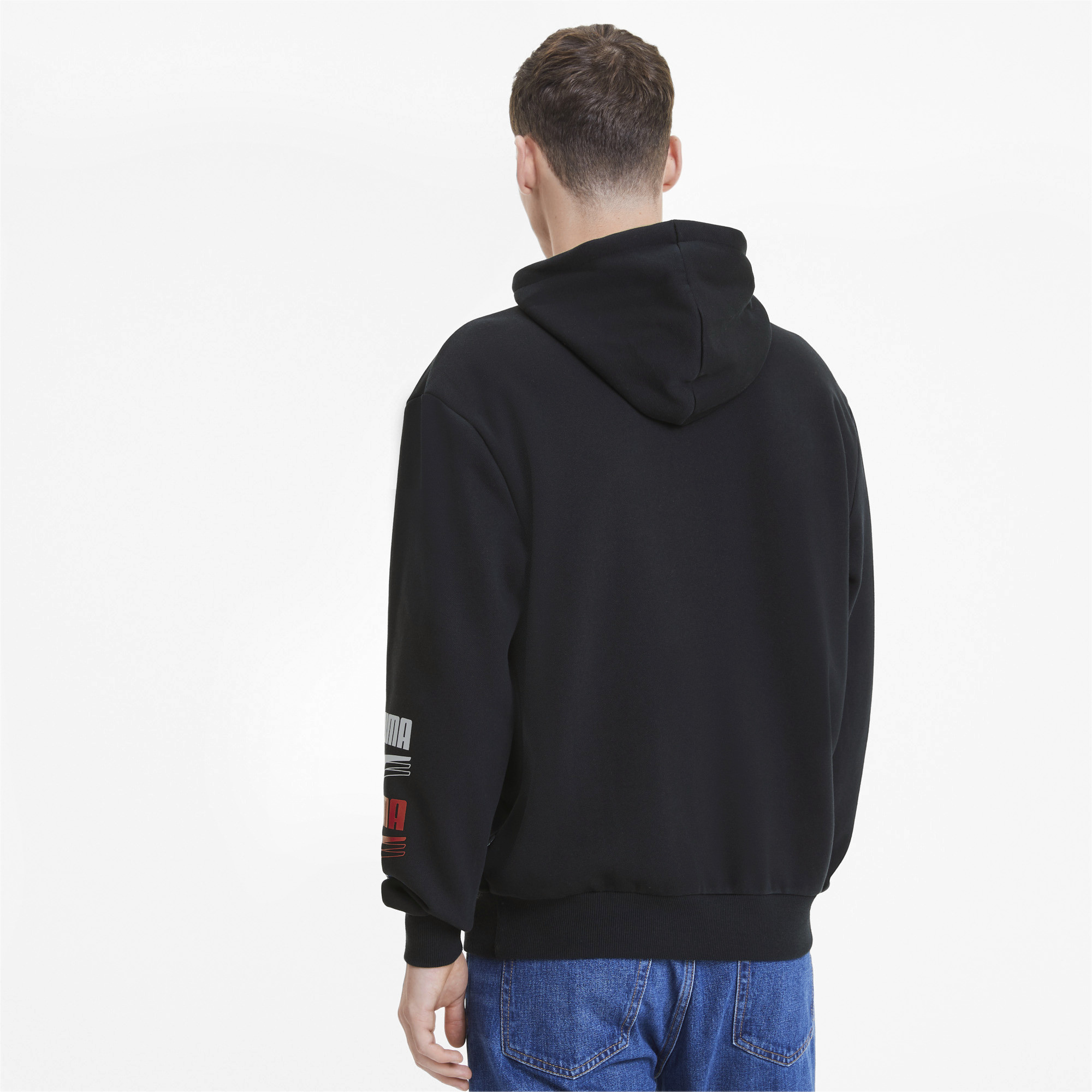 PUMA-Rebel-Bold-Men-039-s-Hoodie-Men-Sweat-Basics thumbnail 5