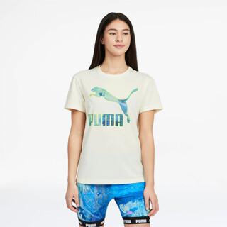 Image PUMA PUMA x CENTRAL SAINT MARTINS Camiseta Logo Feminina