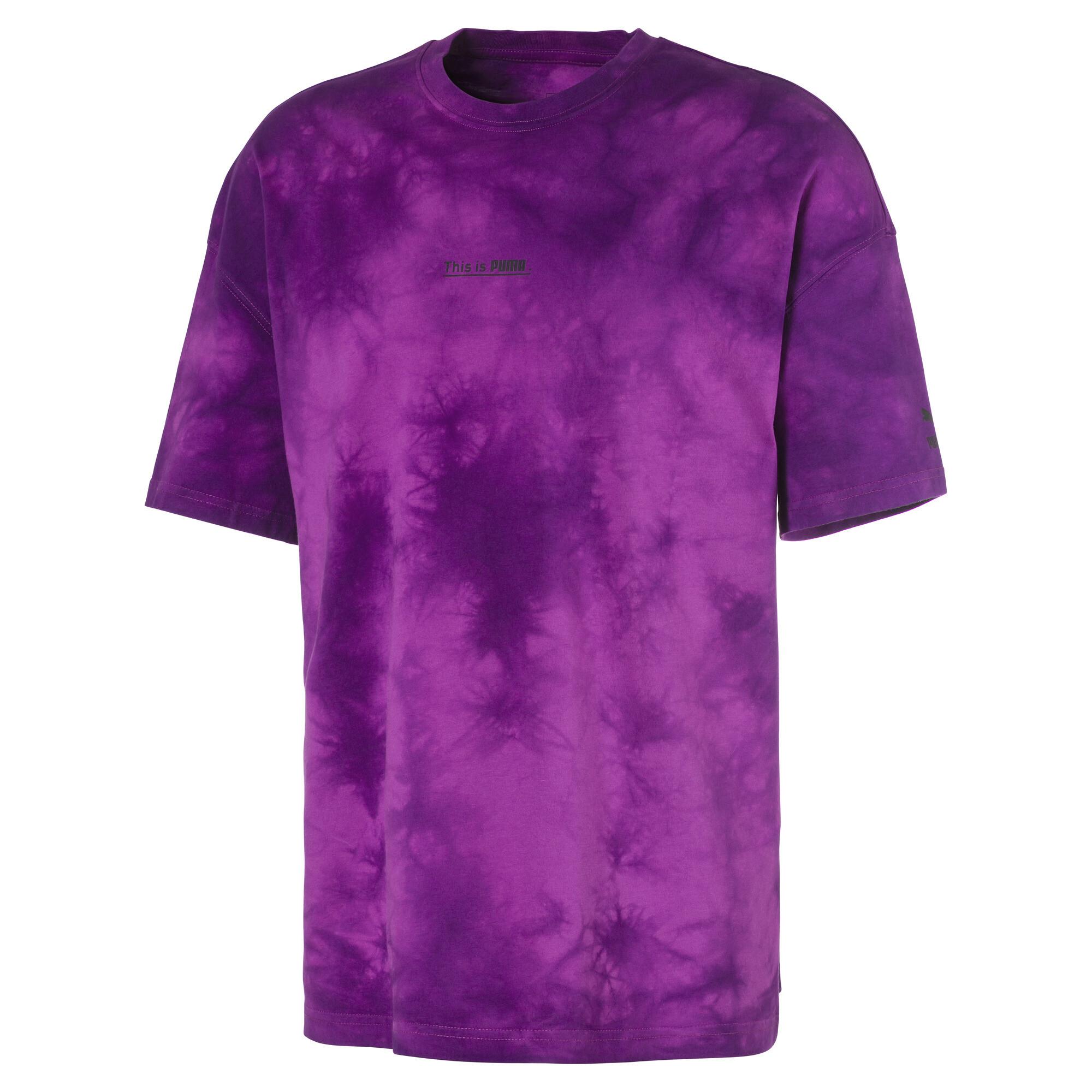 PUMA-Boxy-Herren-T-Shirt-Maenner-T-Shirt-Neu Indexbild 14