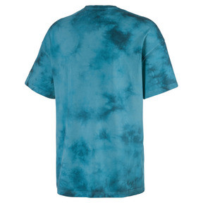 Thumbnail 2 of Boxy Men's Tee, Blue Coral, medium