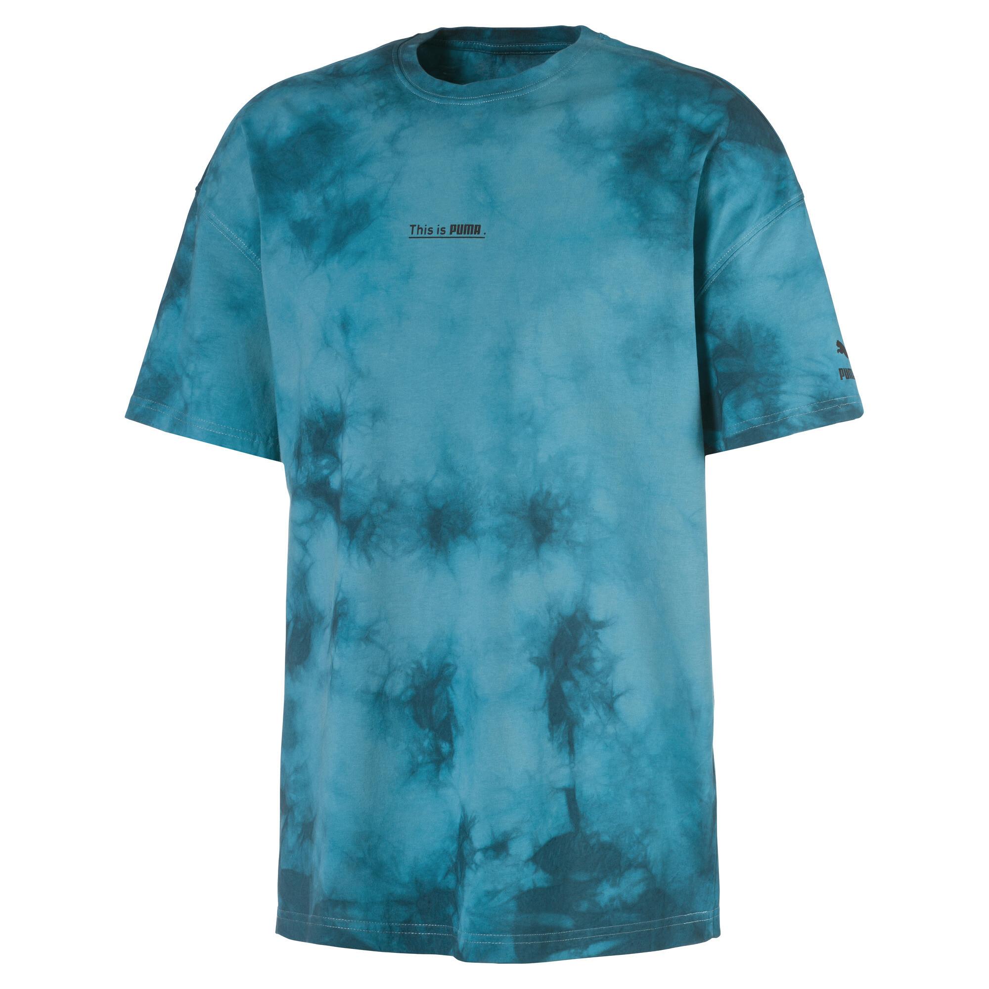 PUMA-Boxy-Herren-T-Shirt-Maenner-T-Shirt-Neu Indexbild 4