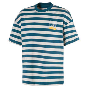 Breton Stripes Boxy Men's Tee