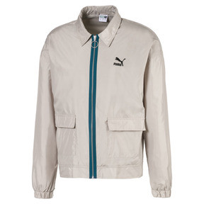 Lightweight Woven Men's Jacket
