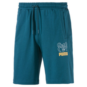 Herren Gestrickte Jersey Shorts