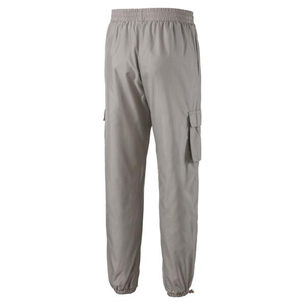 Lightweight Woven Men's Pants, Dove, large