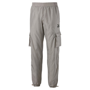 Męskie lekkie spodnie z dzianiny