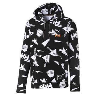 Görüntü Puma PUMA x HELLY HANSEN Kapüşonlu Desenli Erkek Sweatshirt