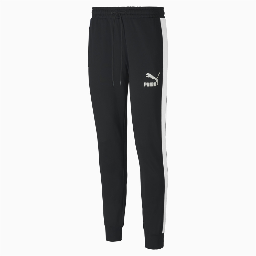 Image PUMA Iconic T7 Men's Track Pants #1