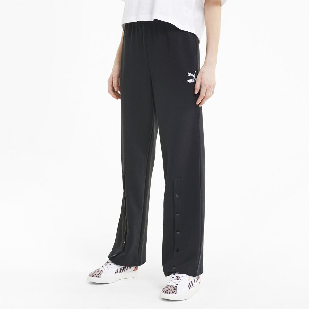 Image Puma Classics Straight Leg Women's Sweatpants #1
