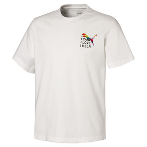 T-Shirt Charity Graphic unisexe