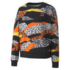 Image Puma Classics Graphic Long Sleeve Women's Sweater #3