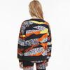 Image Puma Classics Graphic Long Sleeve Women's Sweater #2