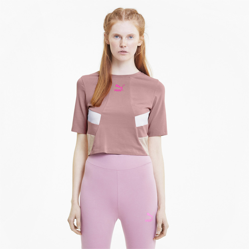 Image PUMA TFS Retro Crop Women's Top #1