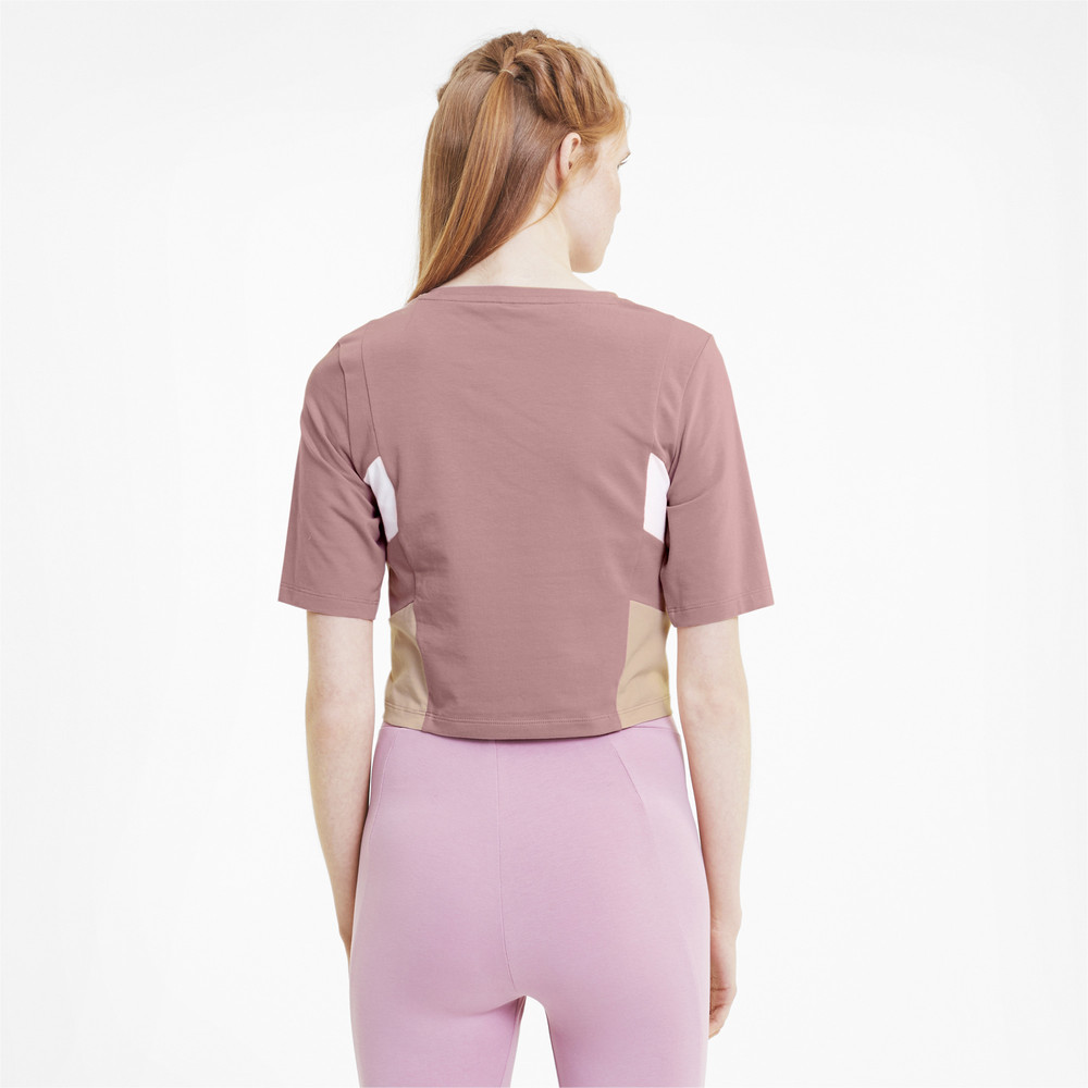 Image PUMA TFS Retro Crop Women's Top #2