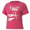 Image PUMA Camiseta Evide Graphic Feminina #3