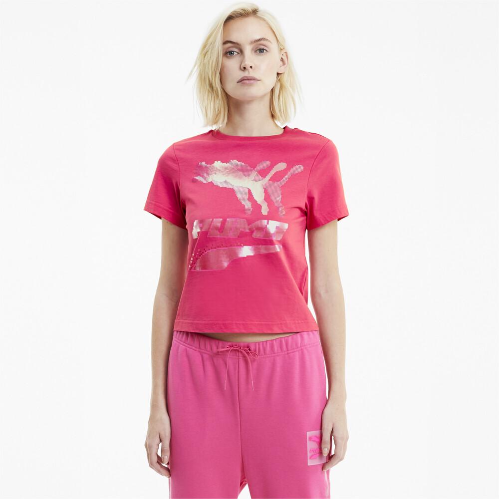 Image PUMA Camiseta Evide Graphic Feminina #1