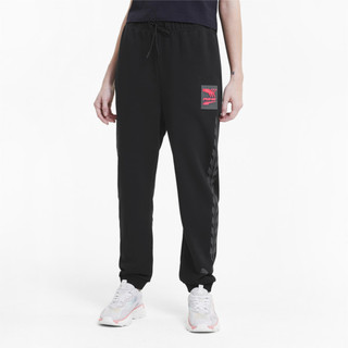 Изображение Puma Штаны Evide Graphic Knitted Women's Track Pants