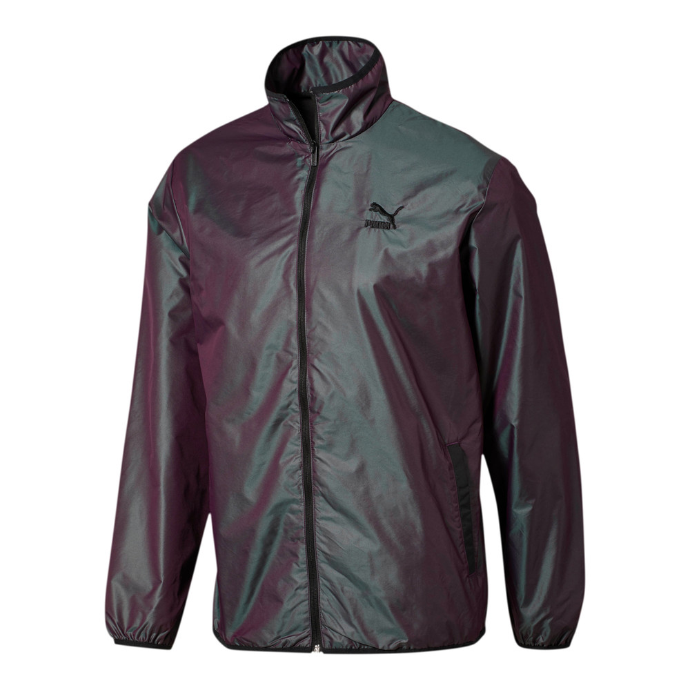 Image Puma Iridescent Pack Woven Men's Jacket #1