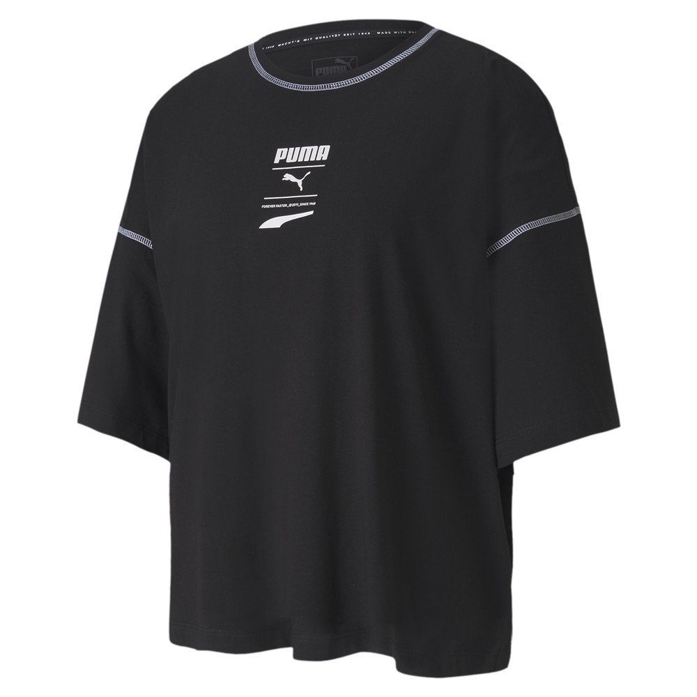 Зображення Puma Футболка PUMA Recheck Pack Graphic Tee #1