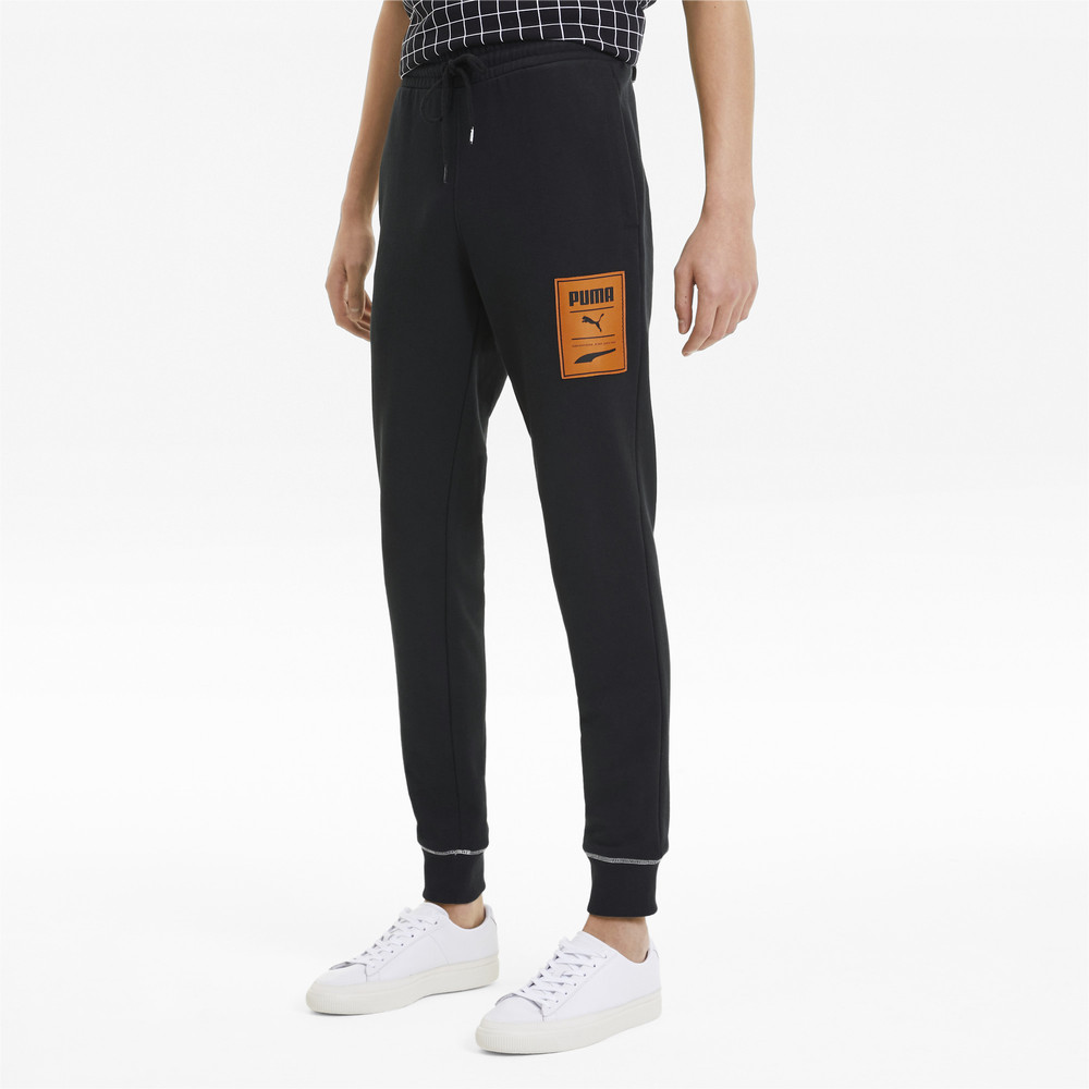 Зображення Puma Штани PUMA Recheck Pack Graphic Sweatpants #1