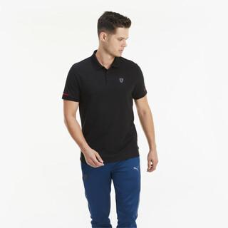 Görüntü Puma SCUDERIA FERRARI Style Erkek Polo T-shirt