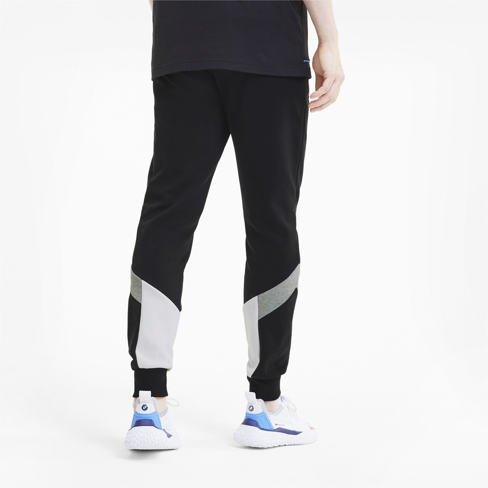 Image Puma BMW M Motorsport MCS Slim Men's Sweatpants #2