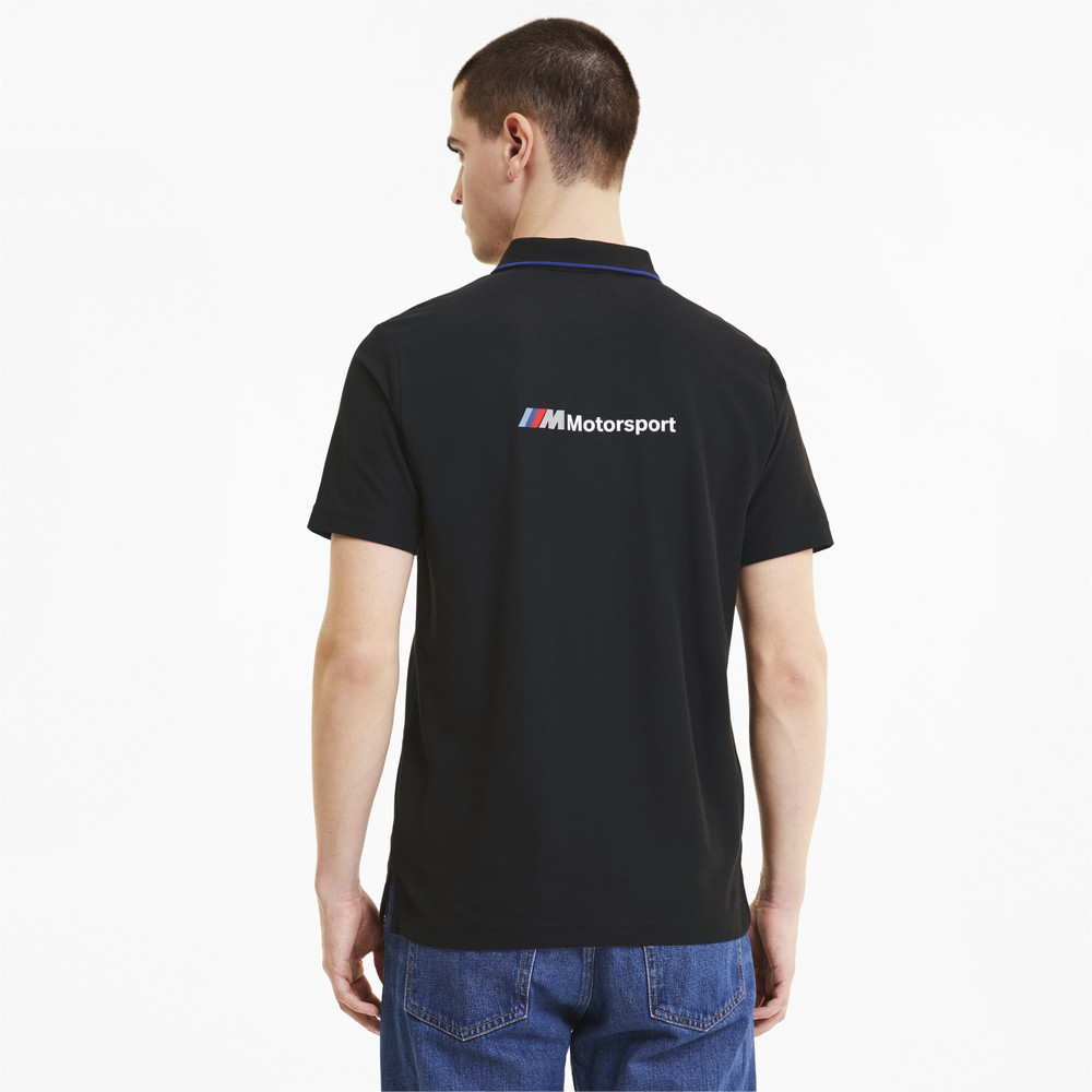 Image Puma BMW M Motorsport Men's Polo Shirt #2