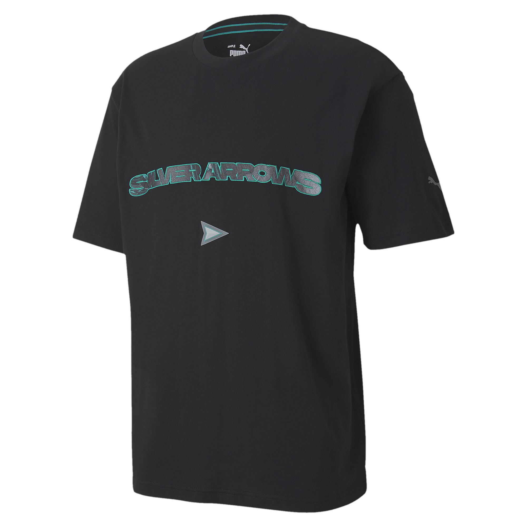 【プーマ公式通販】 プーマ メルセデス MAPM ストリート Tシャツ メンズ Puma Black |PUMA.com