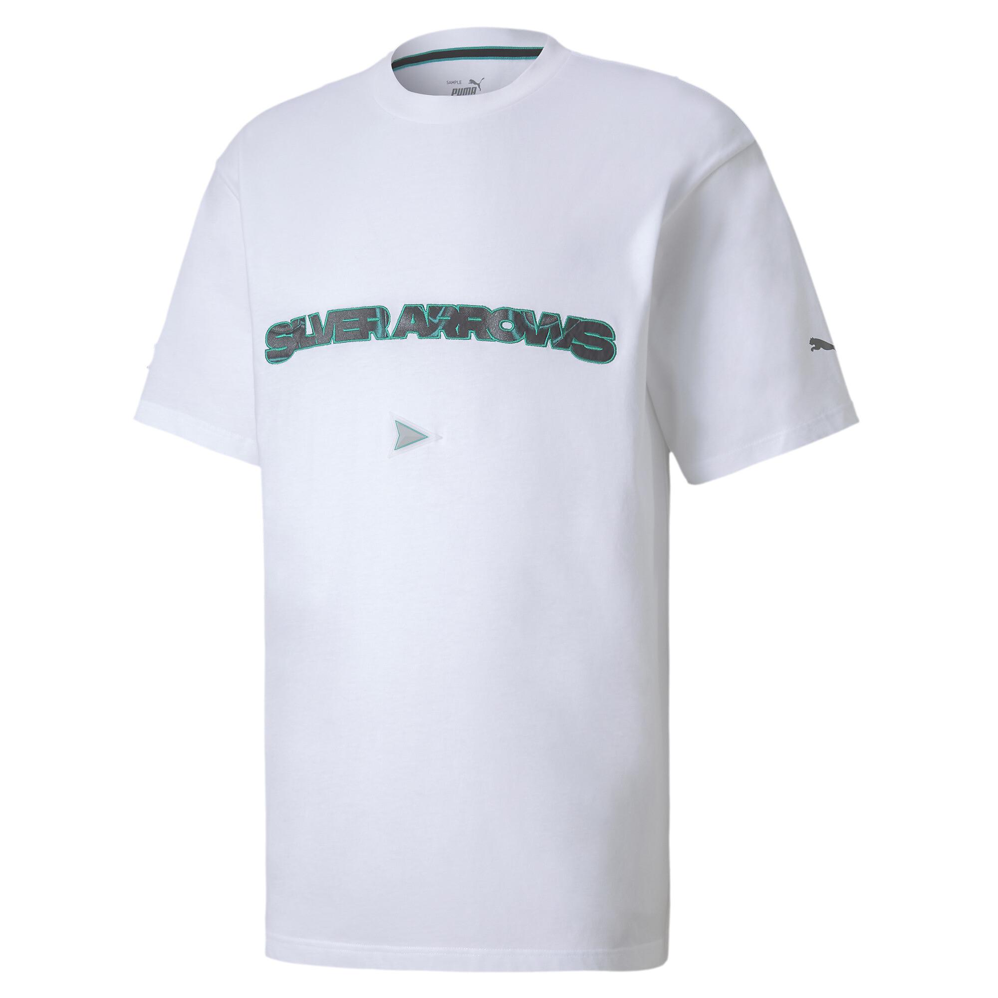 【プーマ公式通販】 プーマ メルセデス MAPM ストリート Tシャツ メンズ Puma White |PUMA.com