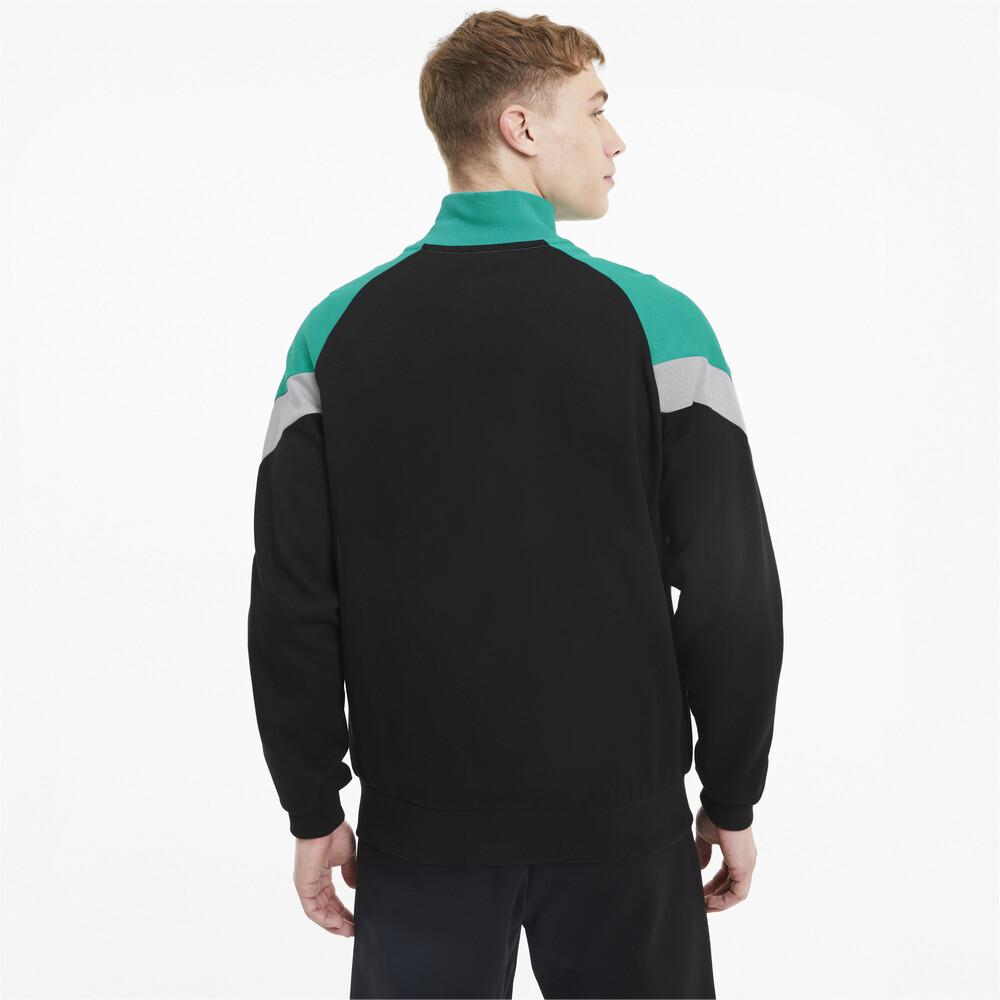 Image Puma Mercedes MCS Men's Sweat Jacket #2