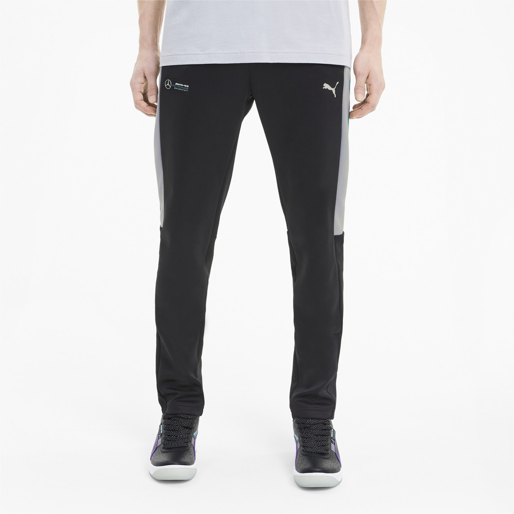 Image Puma Mercedes T7 Men's Track Pants #1