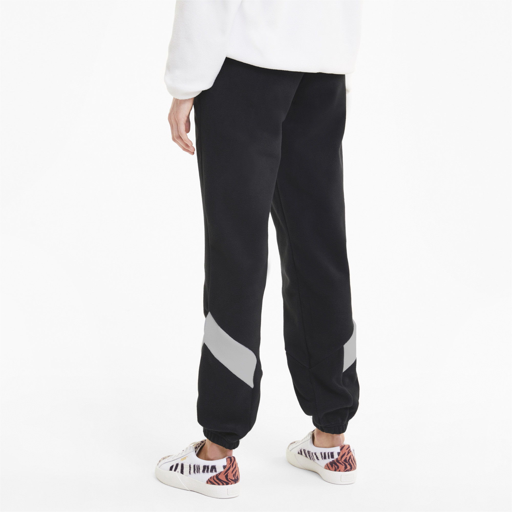thumbnail 8 - PUMA-MCS-Polar-Fleece-Track-Pants