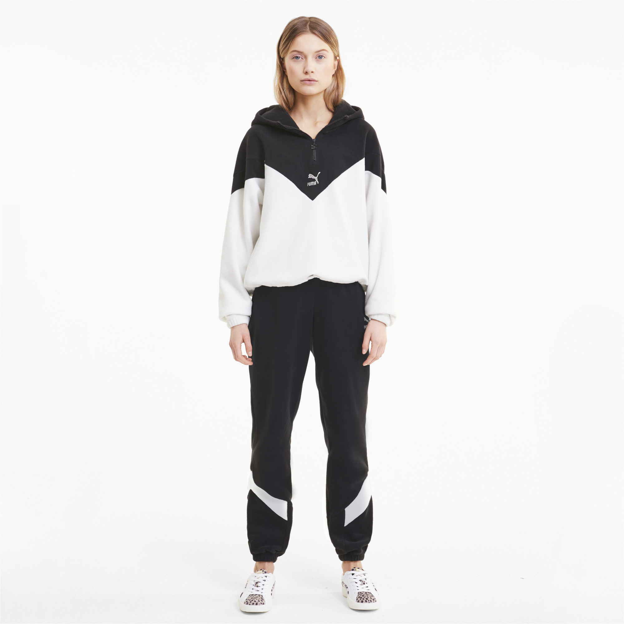 thumbnail 6 - PUMA-MCS-Polar-Fleece-Track-Pants