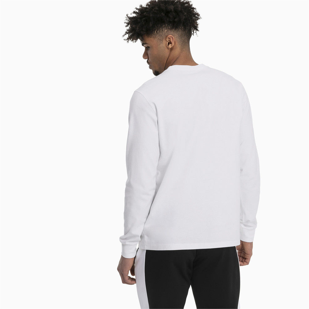 Image PUMA Bite Long Sleeve Men's Tee #2