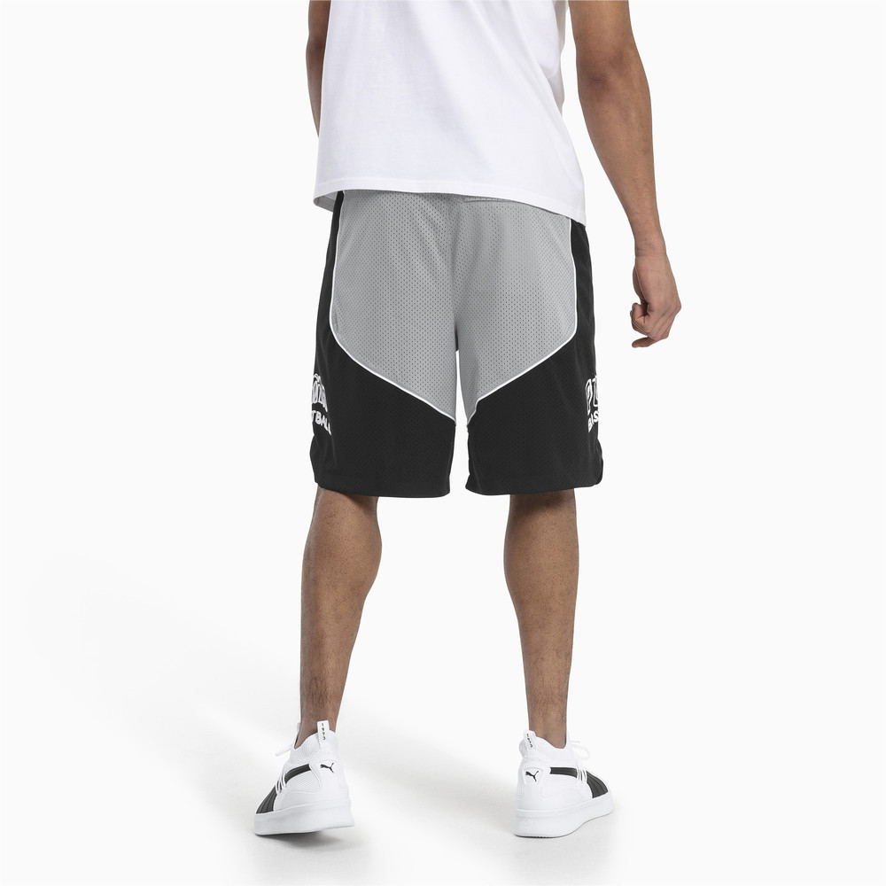 Image PUMA Hoops Game Men's Basketball Shorts #2