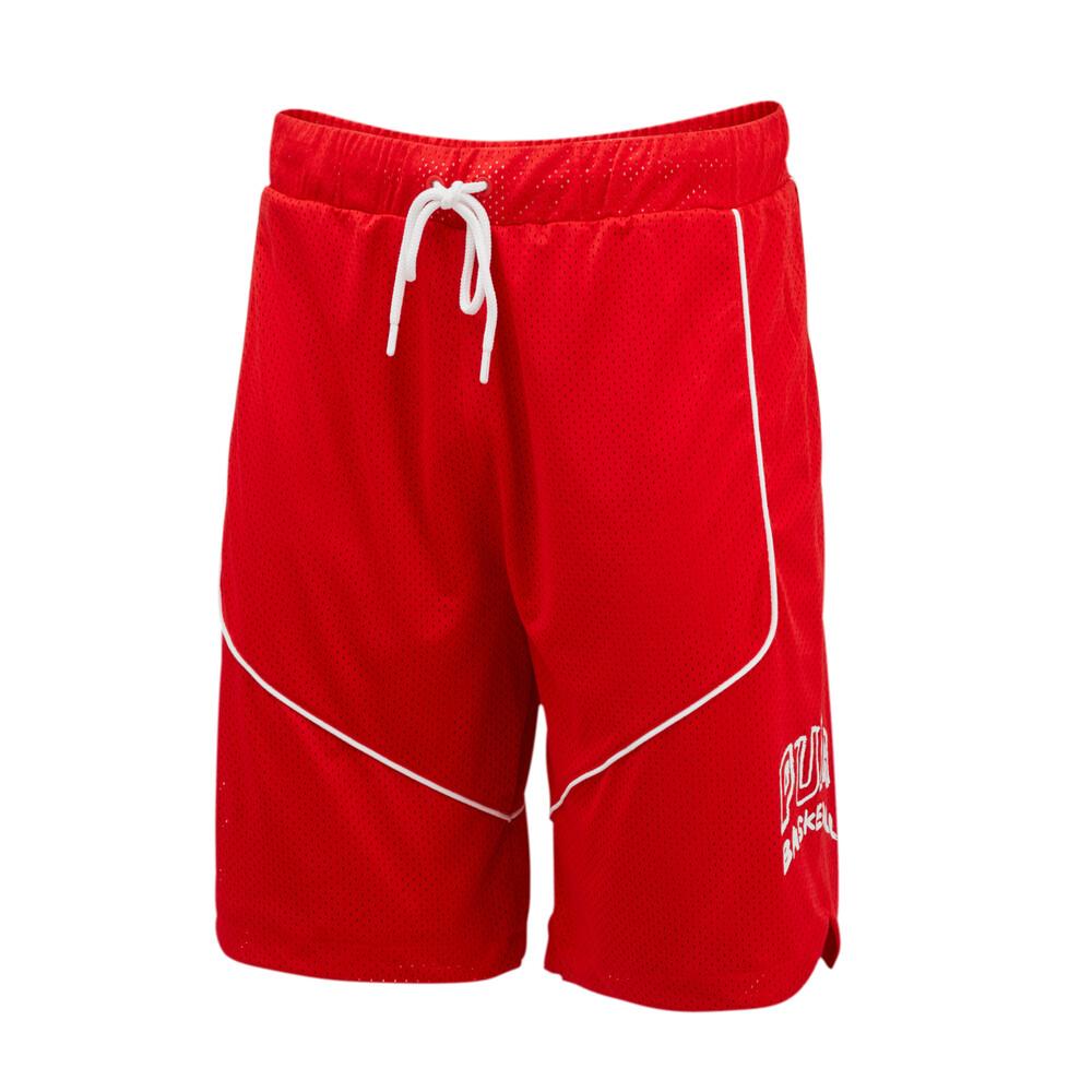 Image PUMA Hoops Game Men's Basketball Shorts #1