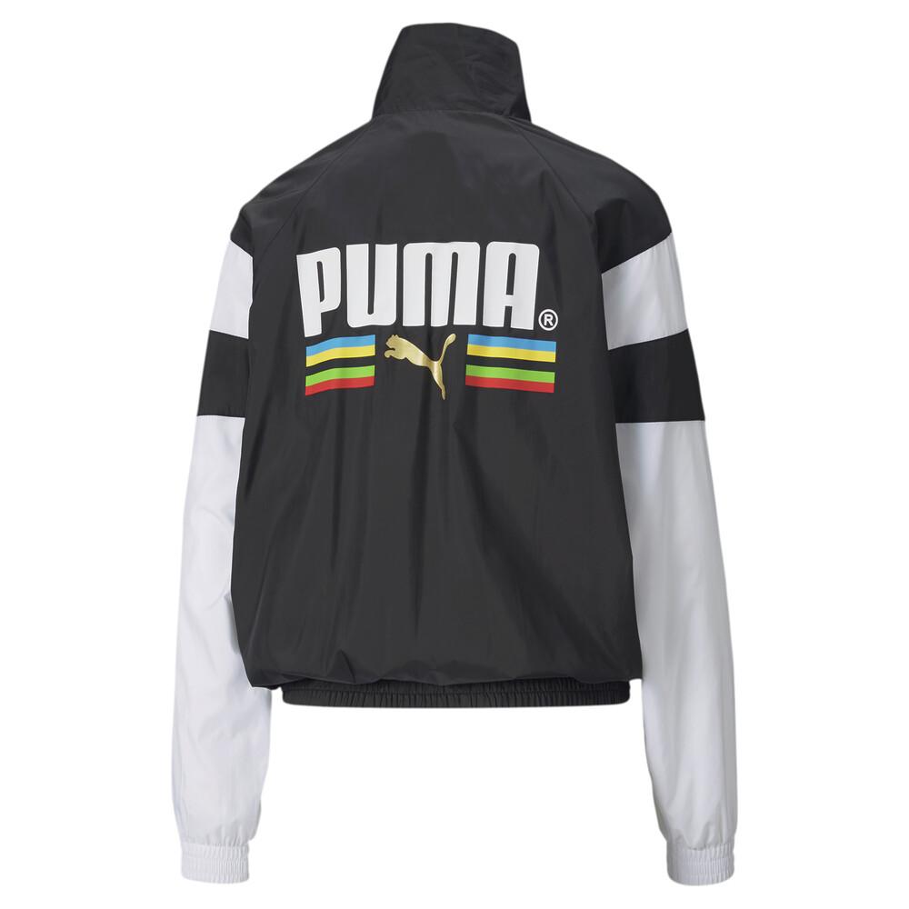 Image PUMA TFS Women's Track Jacket #2