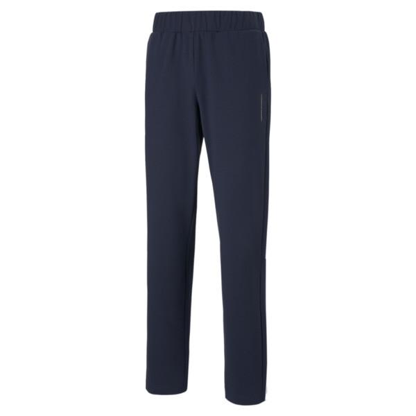 puma porsche design men's t7 track pants in dark blue, size xxl
