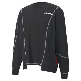 Image PUMA PUMA x ATTEMPT Deconstructed Crew Neck Men's Sweater