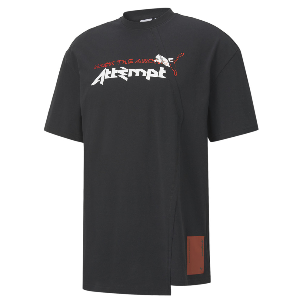 Image PUMA PUMA x ATTEMPT Men's Tee #1